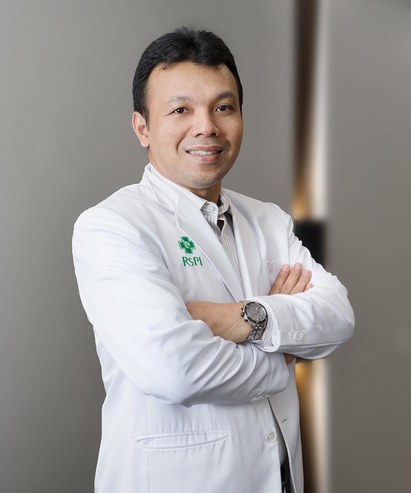 dr. Jamot Silitonga, Sp.OT (K)