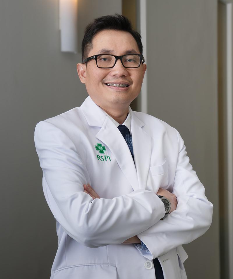 drg. Adi Putra, Sp.KGA