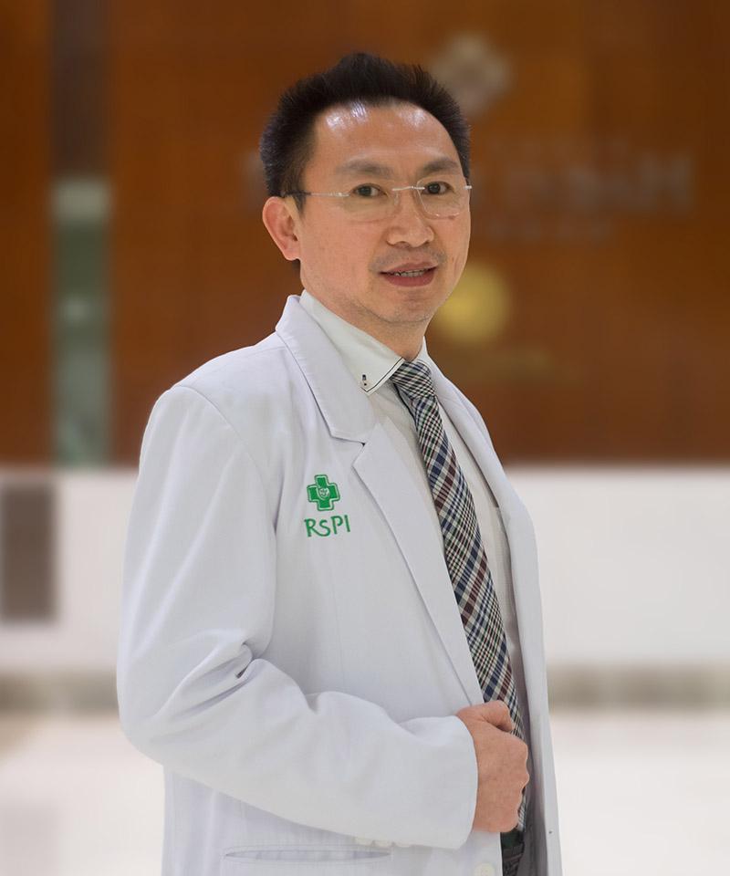 dr. Hendra Nurjadin, Sp.PD-KGEH