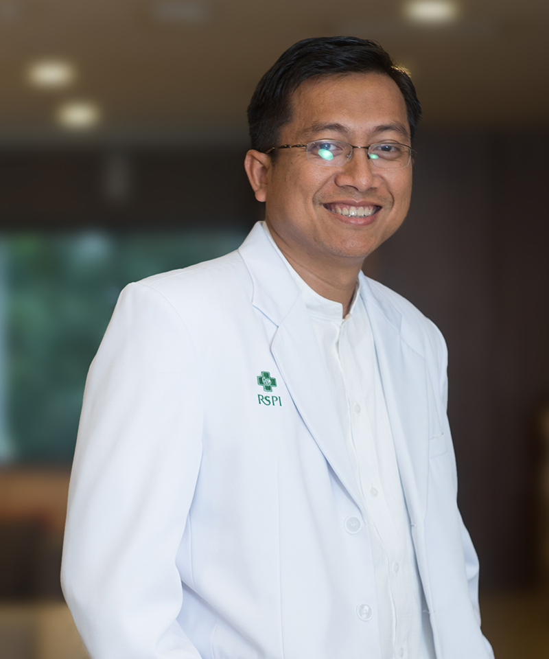 dr. M. Yadi Permana, Sp.B.SubBOnk