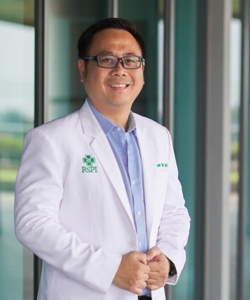 dr. Merwin Tjahjadi, Sp.OG, M.Sc