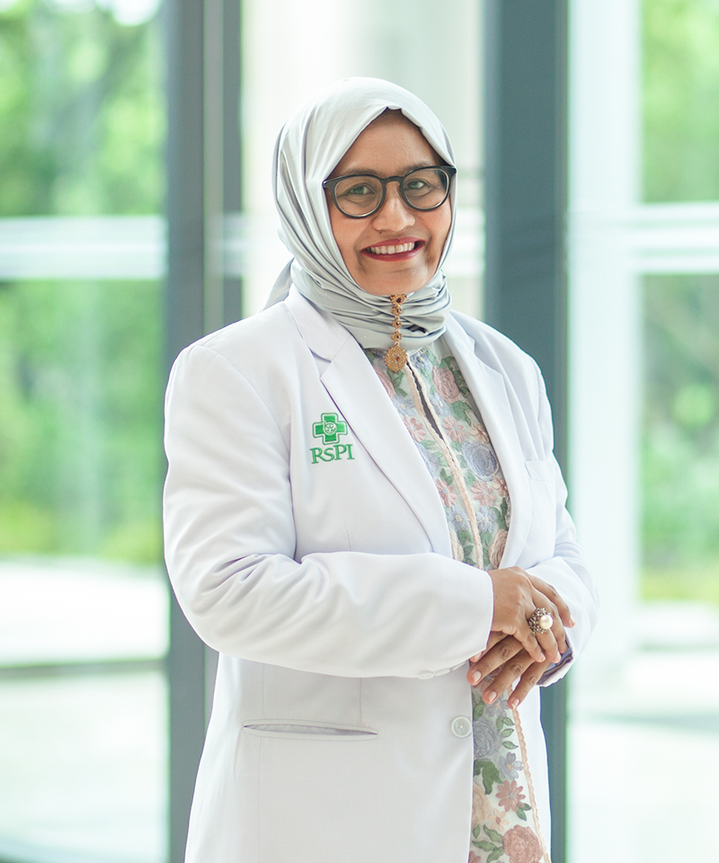 dr. Aida Riyanti, Sp.OG, M.RepSc