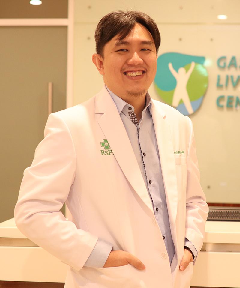 dr. Sugiharto Purnomo, Sp.B.SubBDig