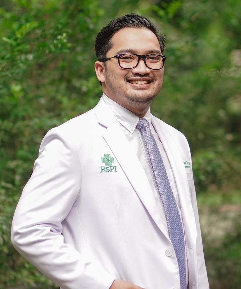 dr. Mohamad Rachadian Ramadan, Sp.BP-RE (K)