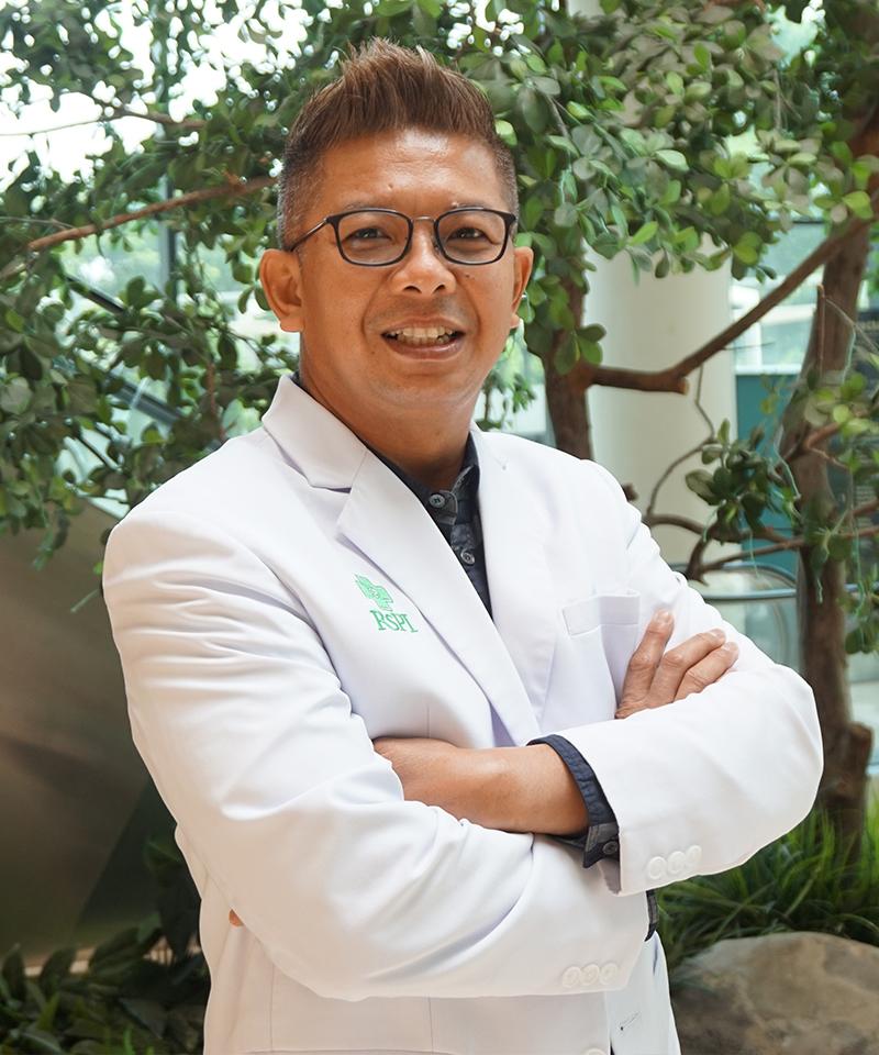 dr. Andi Nusawarta, M.Kes, Sp.OT (K)