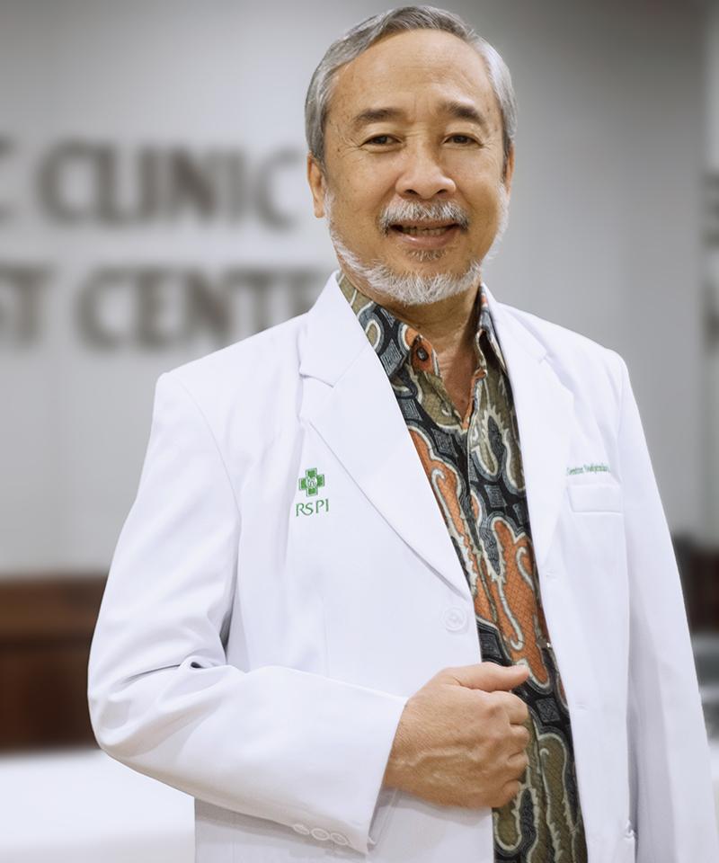 dr. Gentur Sudjatmiko, Sp.B, Sp.BP-RE (K)