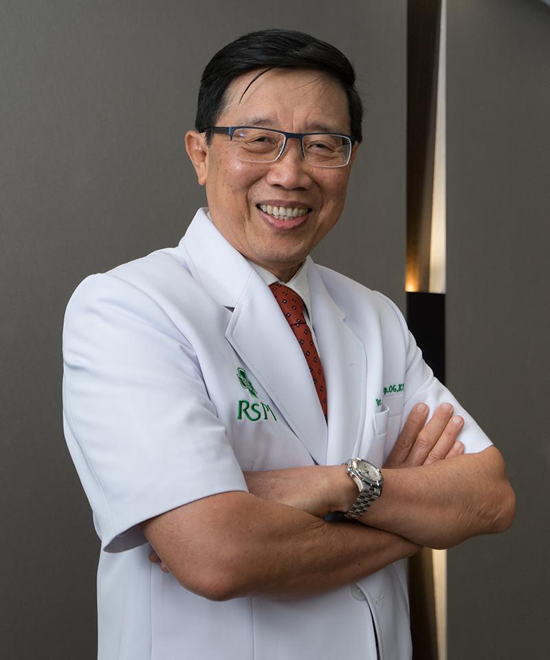 dr. Azen Salim, Sp.OG-KFM