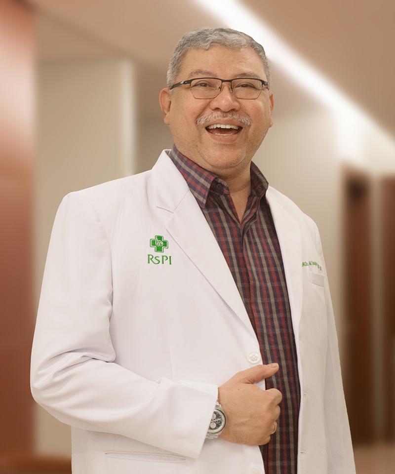 Dr. dr. Ali Sungkar, Sp.OG-KFM