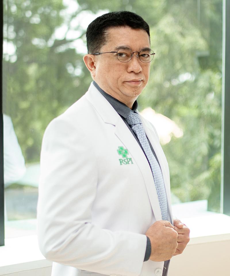 Dr. dr. L. Andre Pontoh, Sp.OT (K)