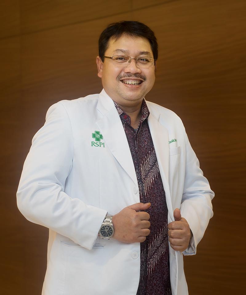 Dr. drg. Fadli Jazaldi, Sp.Ort (K)