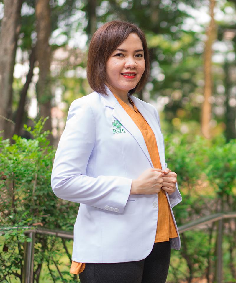 Dr. drg. Rina Permatasari, Sp.KG