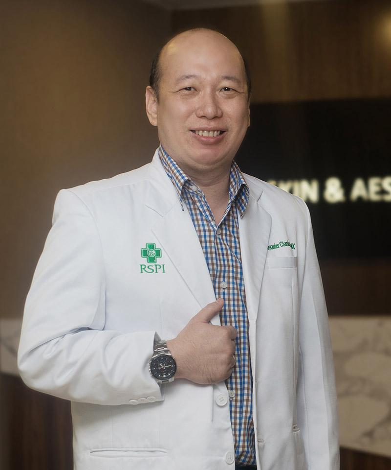 dr. Alexander Chandra, Sp.KK