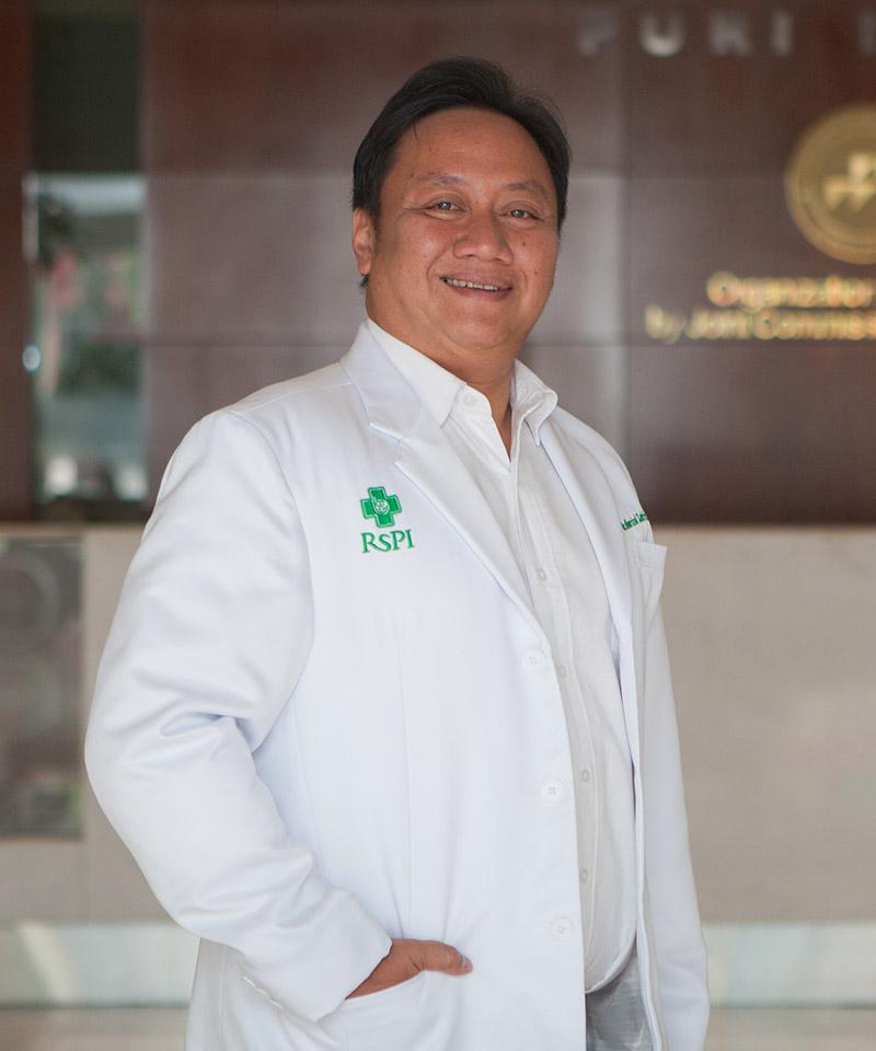 dr. Hanrizal Satria, Sp.OT (K)