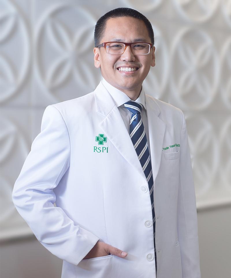dr. Yassin Yanuar Mohammad, Sp.OG-KFER, M.Sc